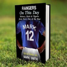 Rangers on this Day Book